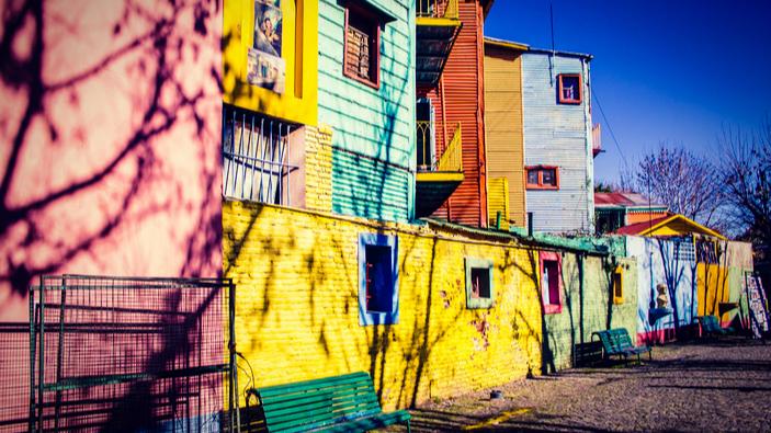 Episodio #2: Barrios de Buenos Aires